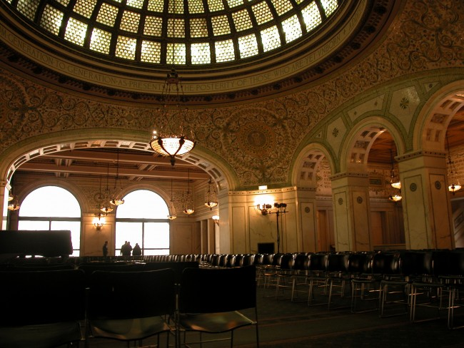 Chicago Cultural Center | © David Wilson/Flickr