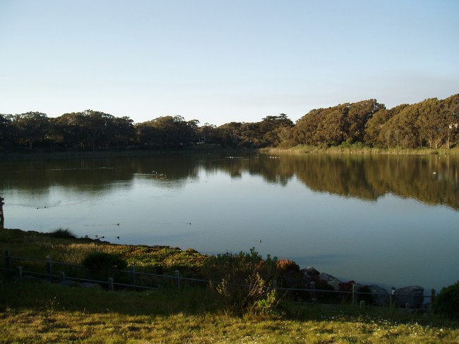 Lake Merced | © Marlith/WikiCommons