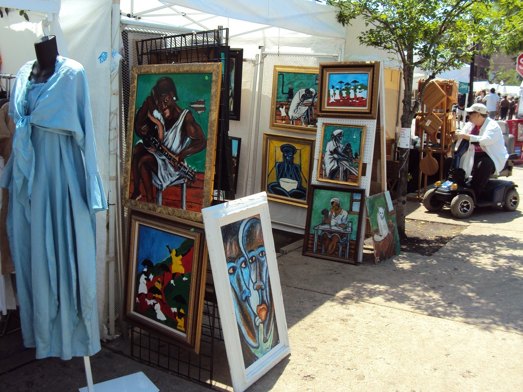 The best art in chicago 39 s hyde park for 57th street salon hyde park