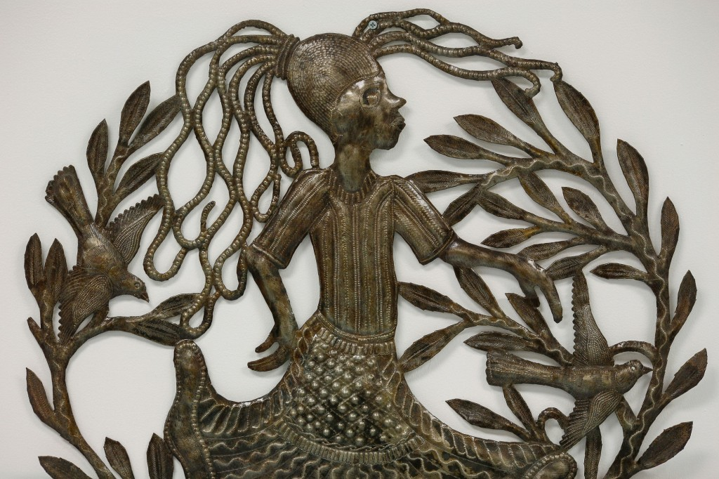 Haitian metal art | © Alex Proimos/Wikimedia Commons