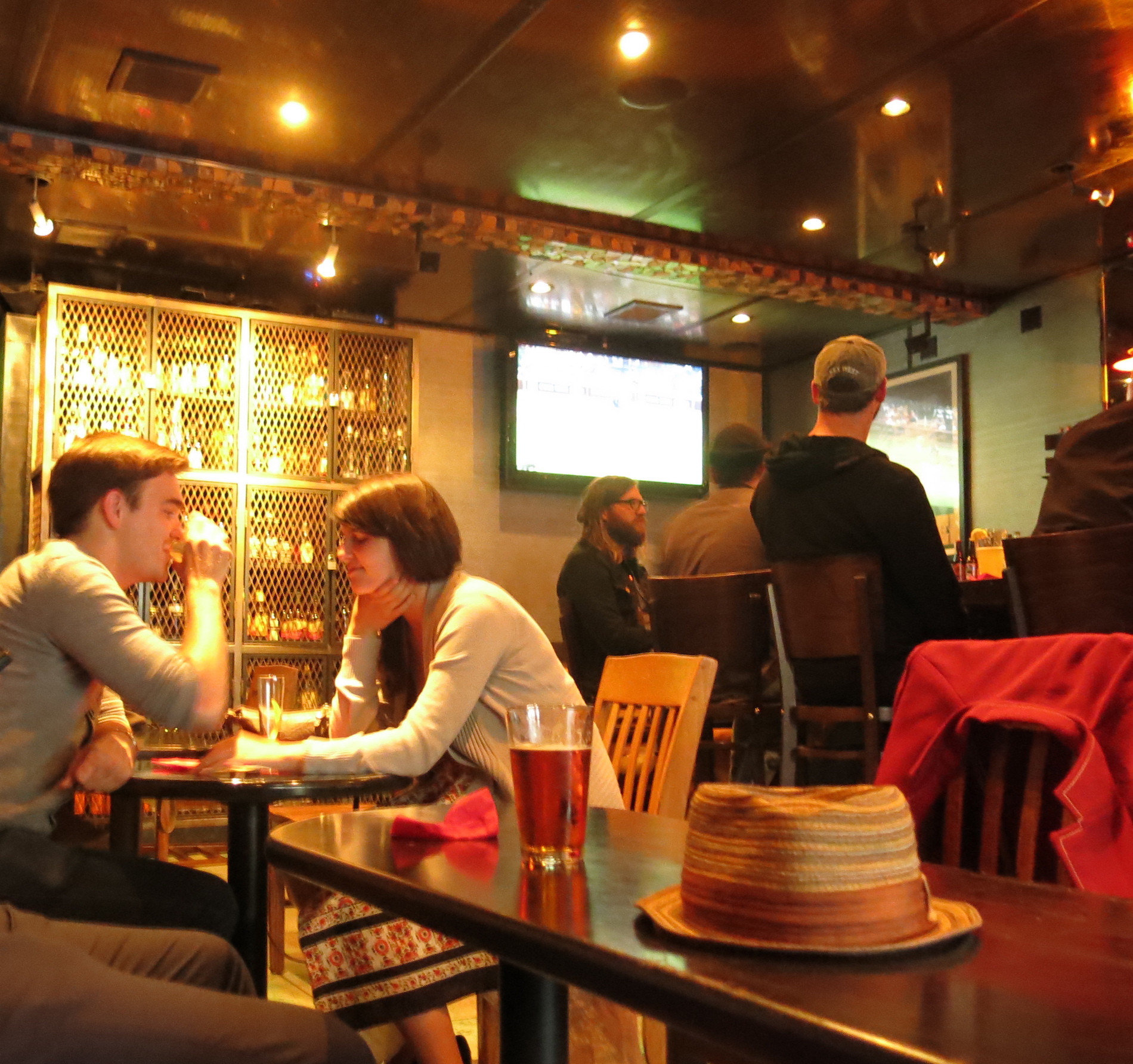 the best bars in nopa san francisco