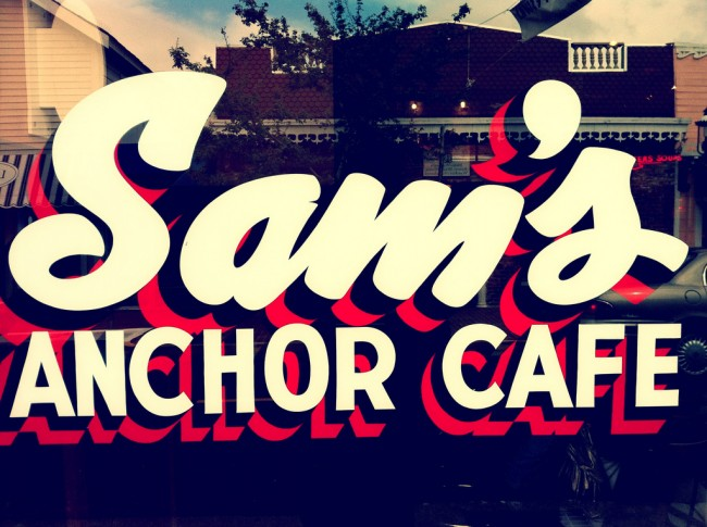 Sam's Anchor Cafe © Tim Lucas/Flickr