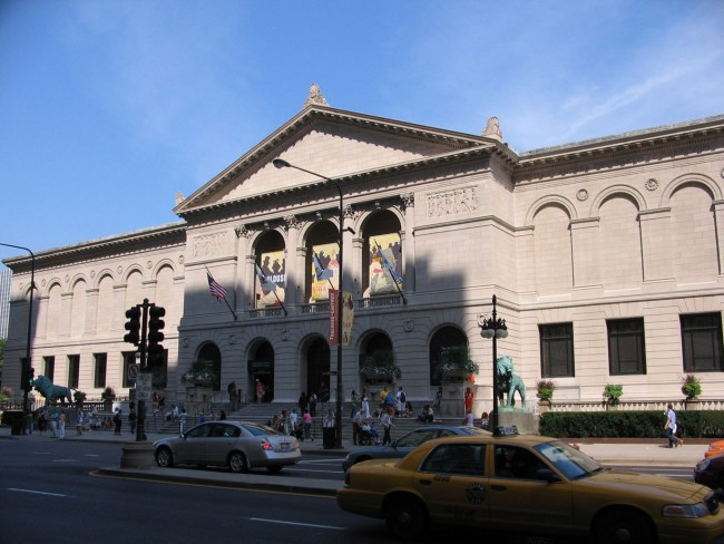 The Art Institute of Chicago | © J. Nguyen~commonswiki/WikiCommons