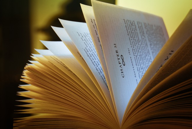 Book © quattrostagioni/Flickr