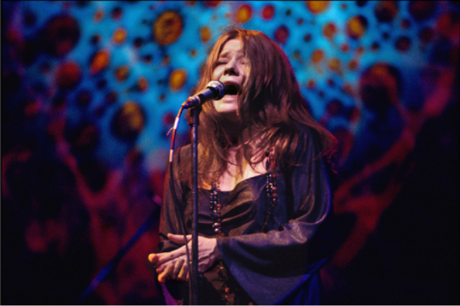Janis Joplin in 1969 | © Elliot Landy/WikiCommons
