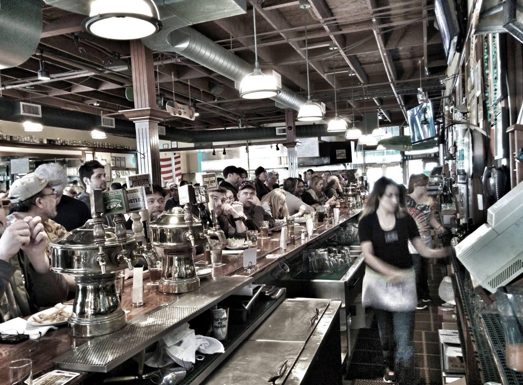 The Top 10 Bars In Marin County California