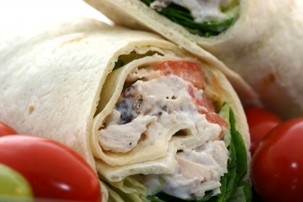 Chicken Wrap | © Danny Nicholson/Flickr