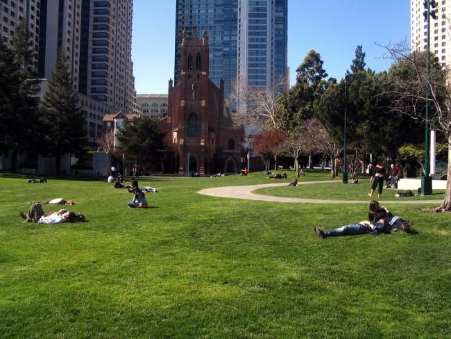 An Architectural Walking Tour Of San Francisco