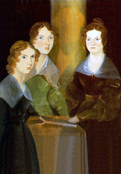 Uploaded by Mr. Absurd. Painting by Branwell Brontë. - Image from www.knowledgerush.com., Public Domain, https://commons.wikimedia.org/