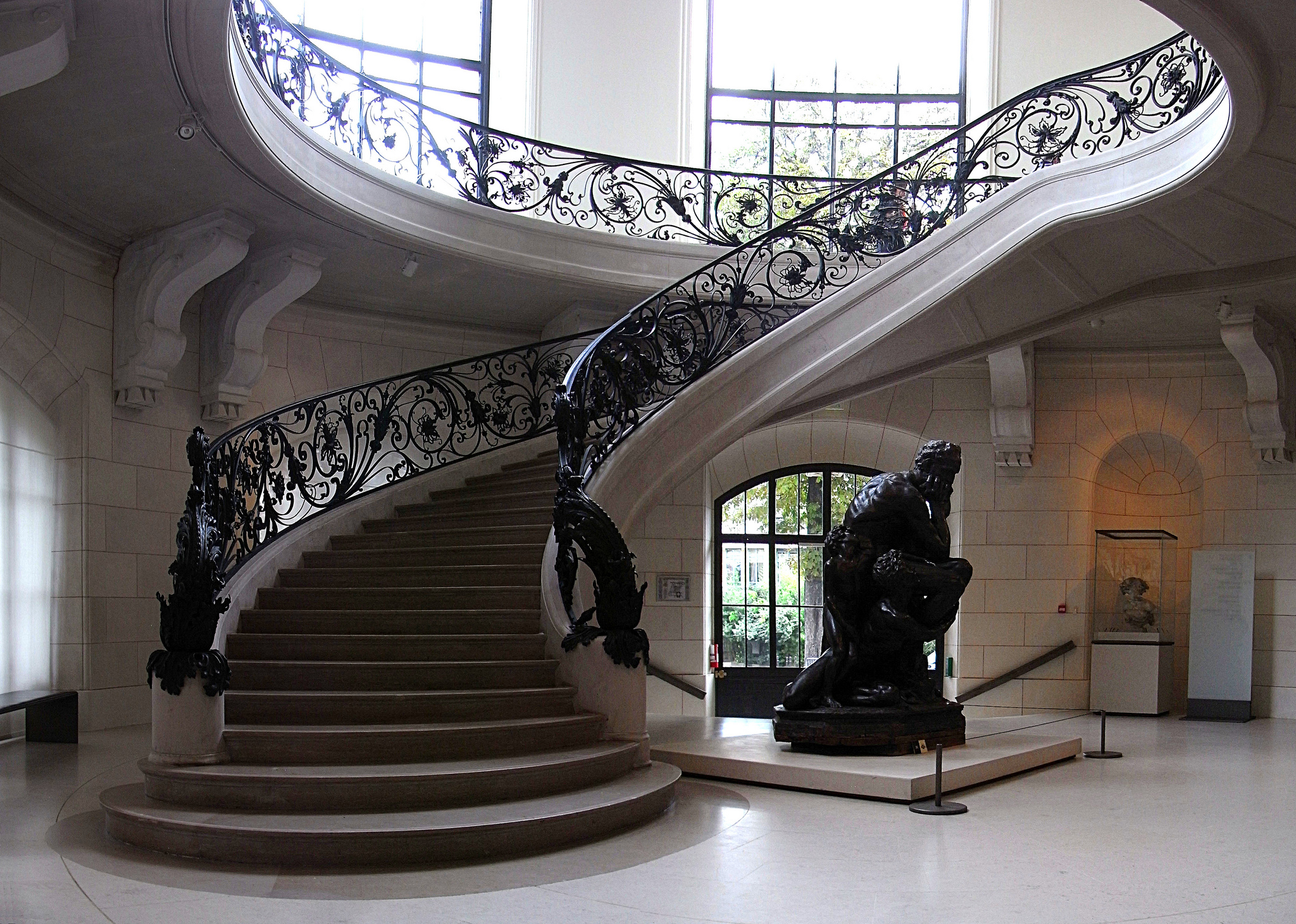The Beautiful Staircases Of Paris