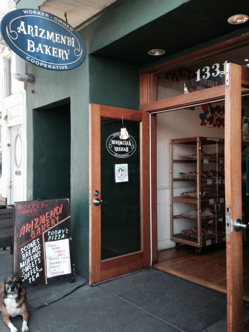 Arizmendi Bakery | Courtesy of Vicky Choy
