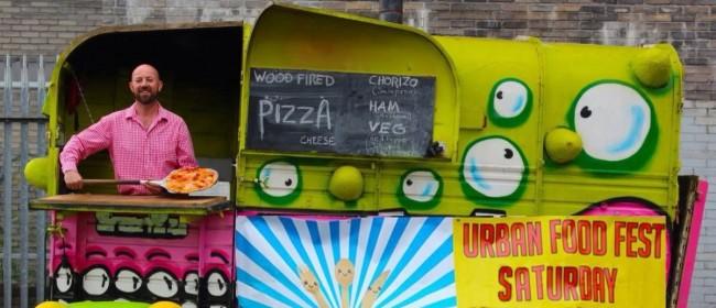 Pizza Monster Truck   Courtesy of Urban Food Festival