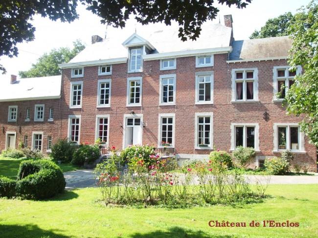Château de l'Enclos/Courtesy Anuschka Theunissen