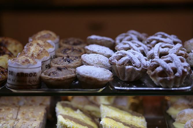 Portuguese delights | © Bekarei