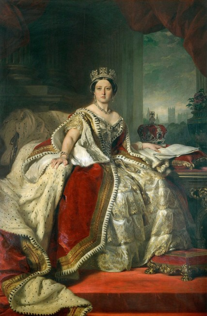 Portrait of Queen Victoria | © Sir Gawain / WikiCommons