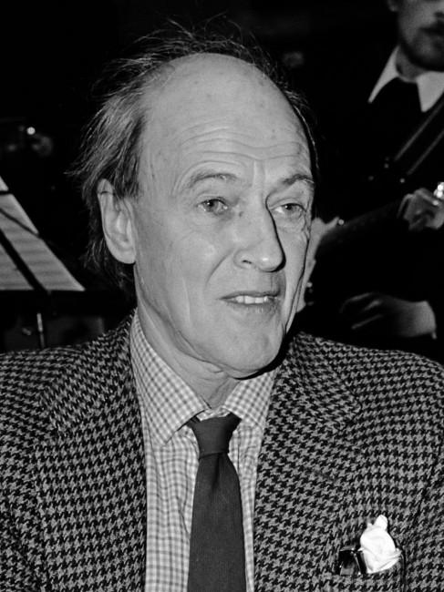 Roald Dahl © Hans van Dijk / Anefo/WikiCommons