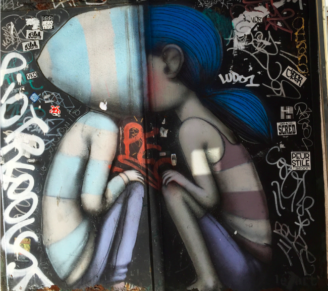 37 Rue Mouffetard | © Ami B. Cadugan
