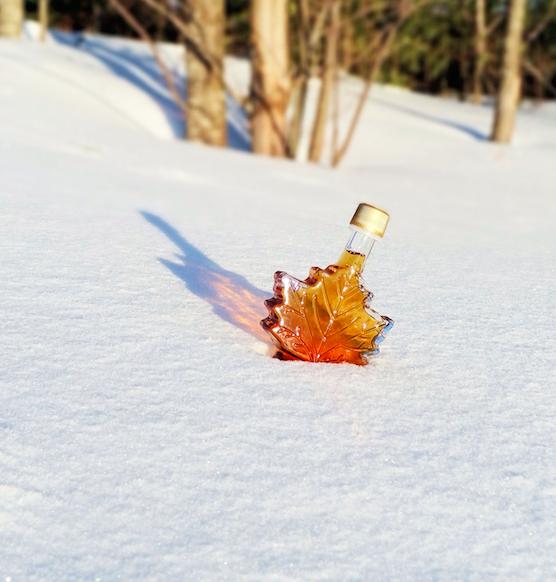 Maple Syrup Snow | © Yodyodyo / Pixabay