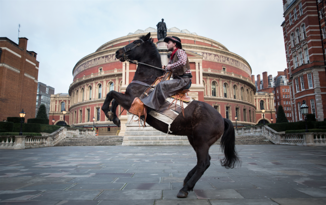 Western Music In Concert | Courtesy of the Royal Albert Hall
