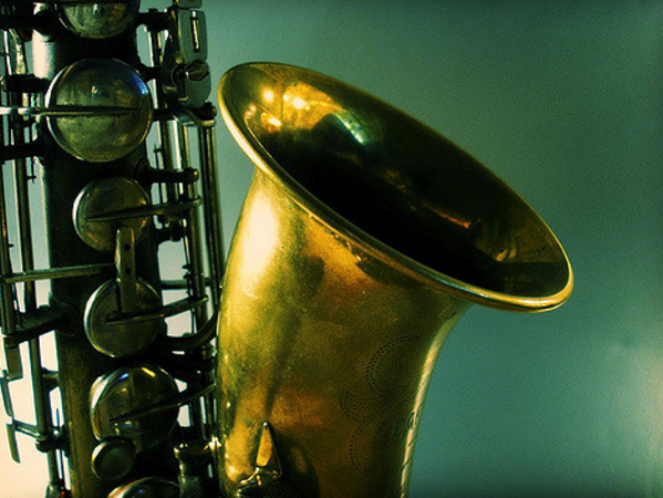 Saxophone |© Elisabeth D'Orcy