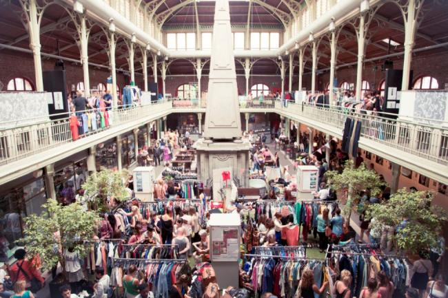 Vintage Market|Courtesy of Brussels Vintage Market
