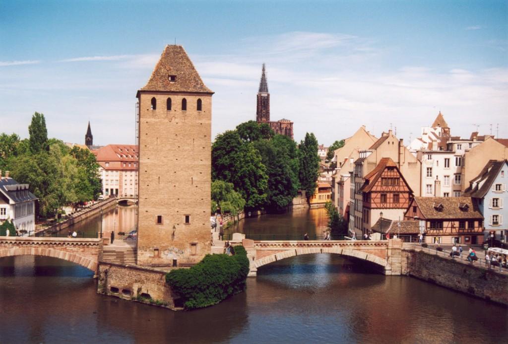 Petite France, Strasbourg |© Patrick Giraud/WikiCommons