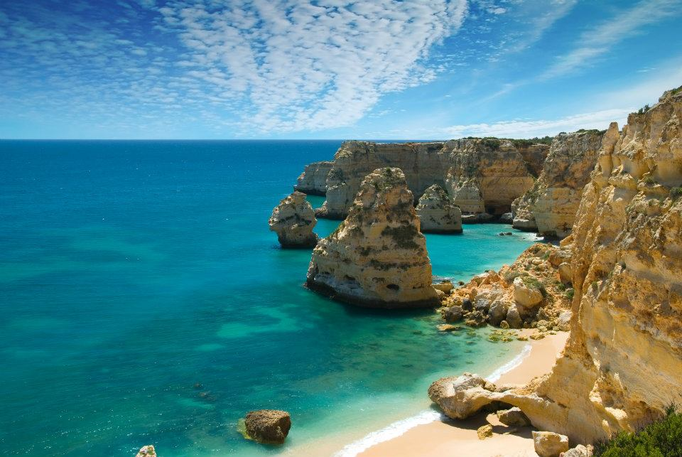 Top 5 Beaches In The Algarve: Secluded Spots and Luxurious ...