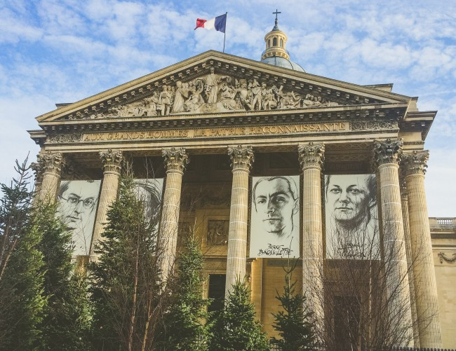 The Pantheon | ©Whitney Donaldson