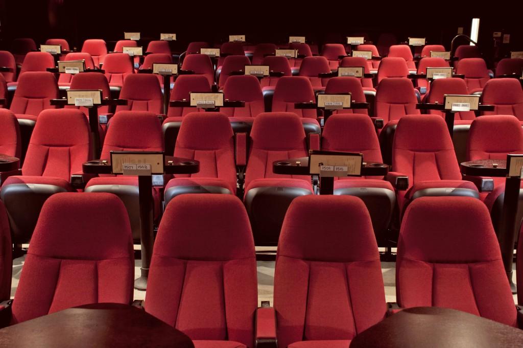 Theater One | Image Courtesy of Nitehawk Cinema