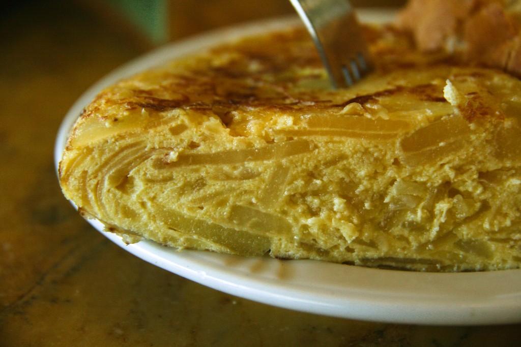 Tortilla de Patatas |© Tamorlan/Wikicommons