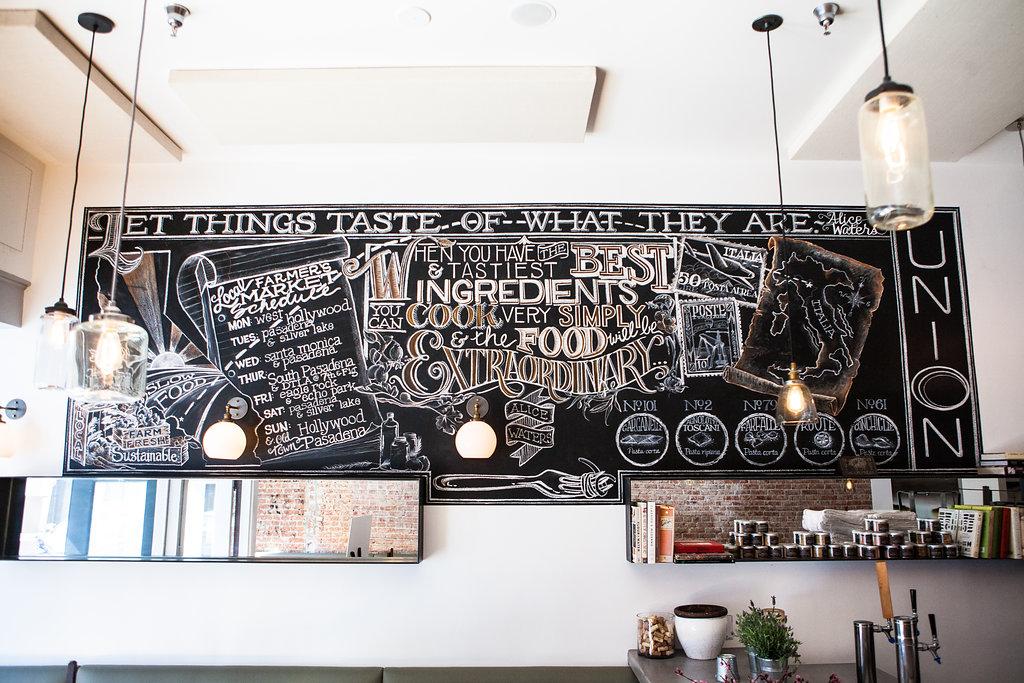 Deluxe Cafe Pasadena Menu