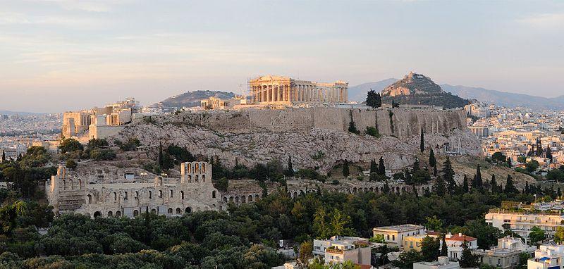 Athens | © Christophe Meneboeuf/WikiCommons