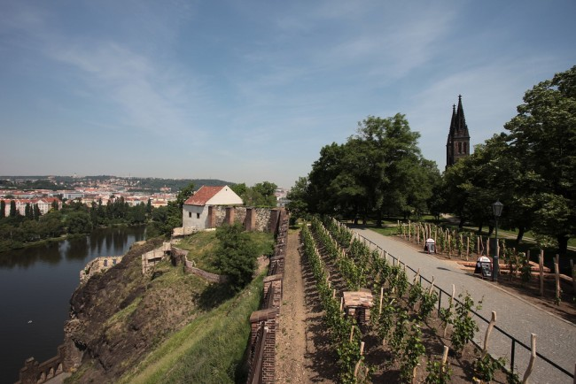 Vyšehrad, Prague, Czech Republic | © Garrison Gunter/Flickr
