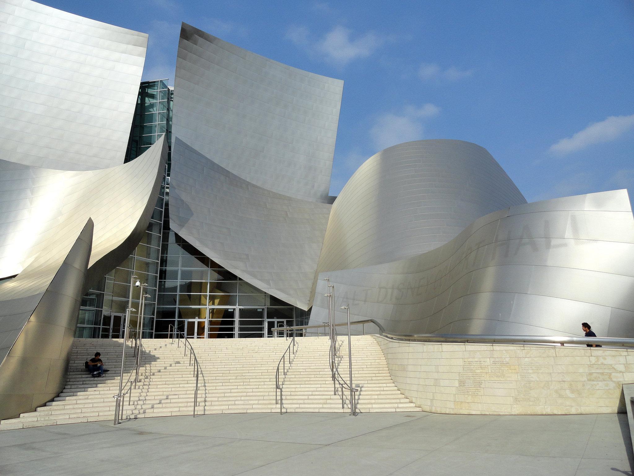 Walt Disney Concert Hall © Fablo Achilli / Flickr