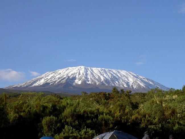 Wikimedia Commons/Mt. Kilimanjaro