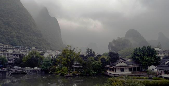 Yangshuo, China   © David Boté Estrada/Flickr