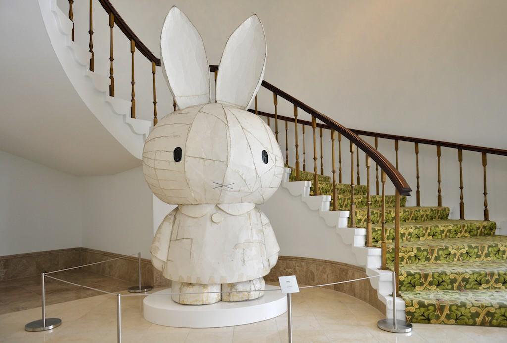 Tom Sachs sculpture, Hamilton Princess