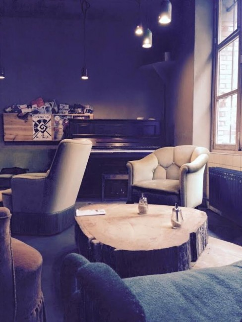 Cozy interior at Bravo| Courtesy of Bravo