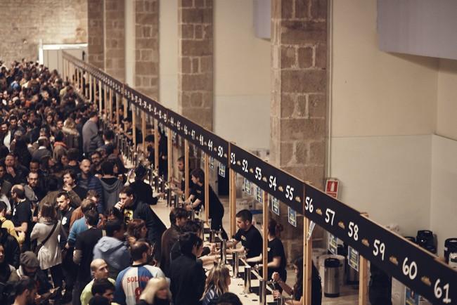 © Barcelona Beer Festival