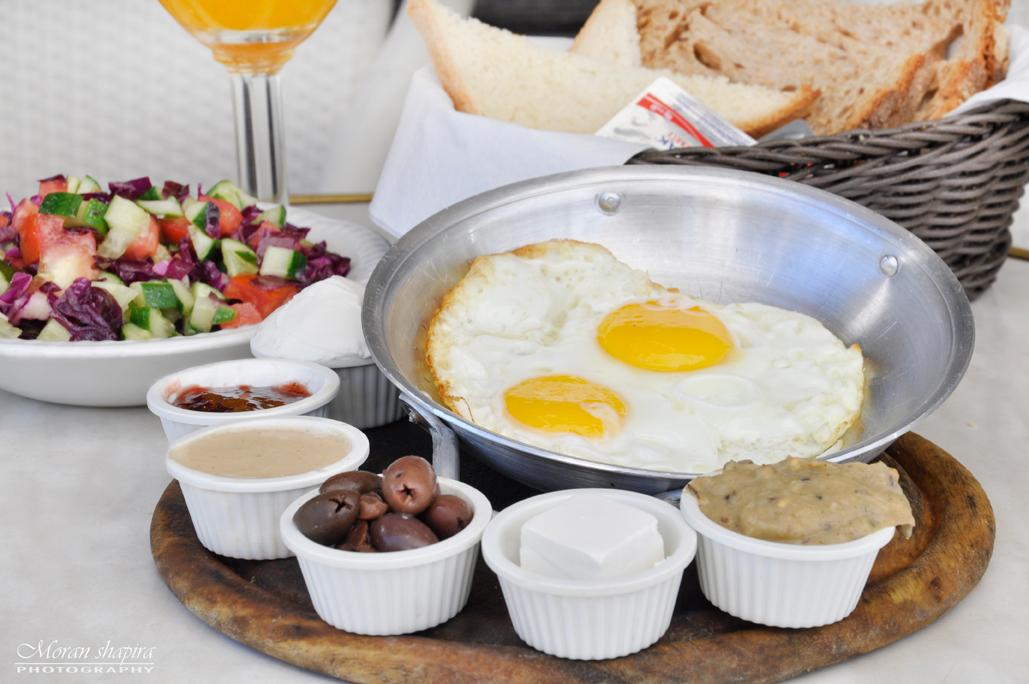 Israeli Morning | Courtesy of Olive Korner