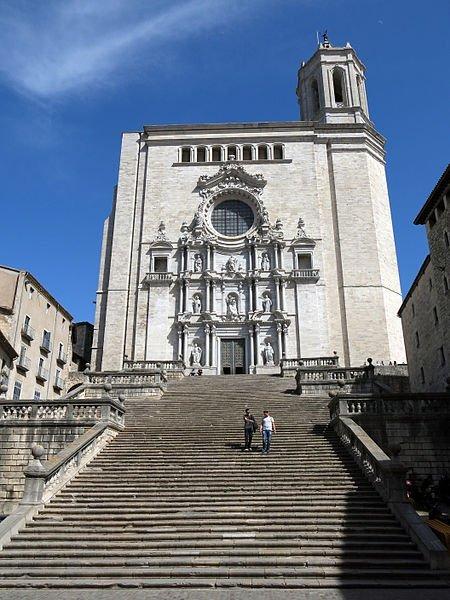Catedral de Santa Maria, Girona | ©Enfo/WikiCommons