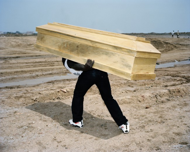 © Viviane Sassen | series Flamboya | Coffin