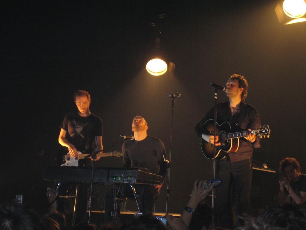Coldplay in Barcelona   © Fibercool / WikiCommons