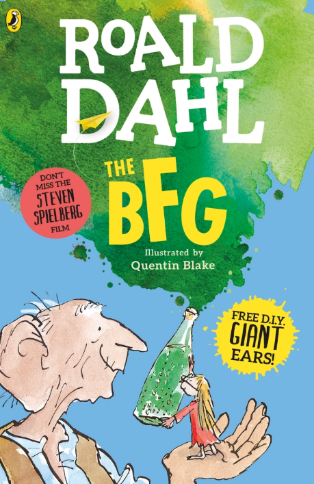 The BFG by Roald Dahl | © Penguin