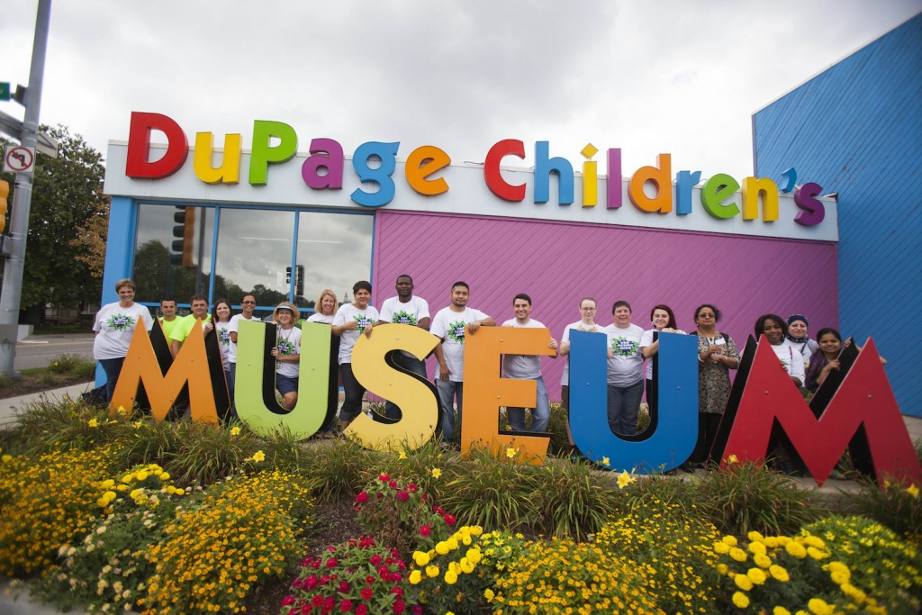 Visit DuPage Children's Museum for a hands on learning experience © COD Newsroom / Flickr