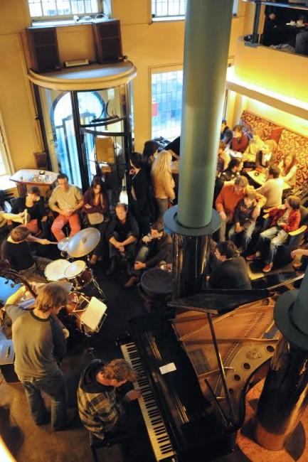 L'Archiduc Jazz | Courtesy of Nathalie Du Four