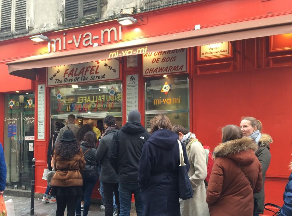 mi-va-mi, Rue des Rosiers © Hattie Ditton