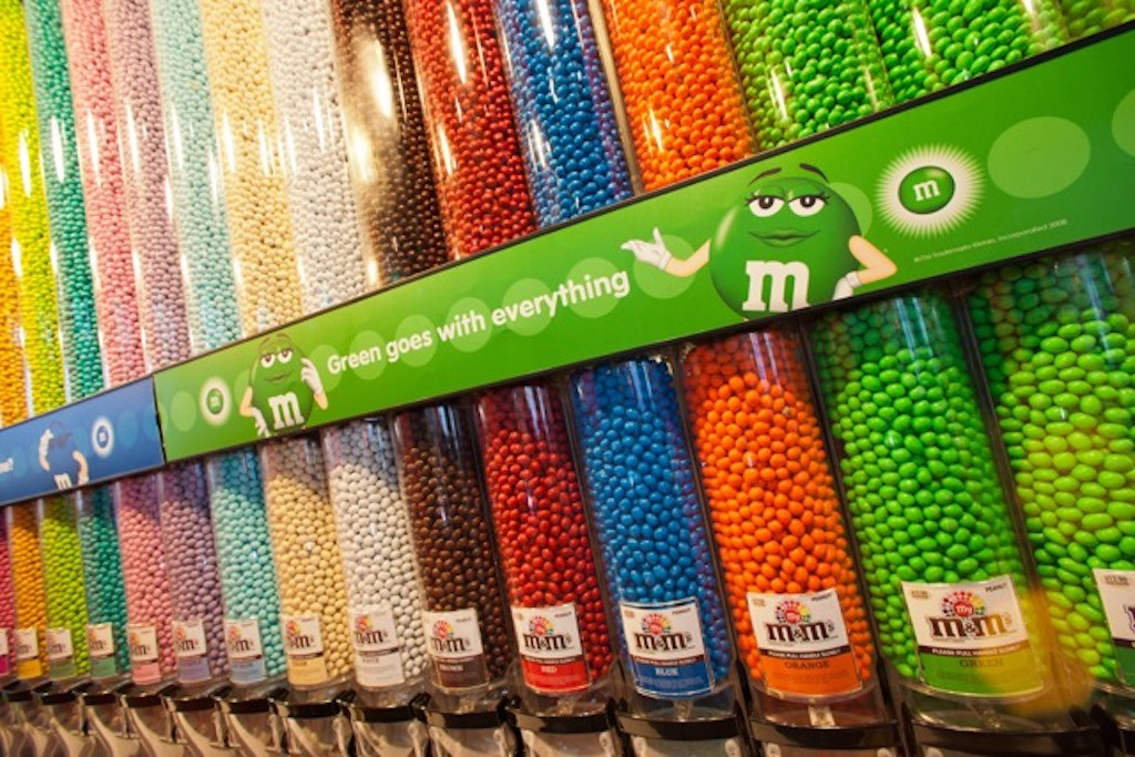 The Top 10 Candy Shops In New York City