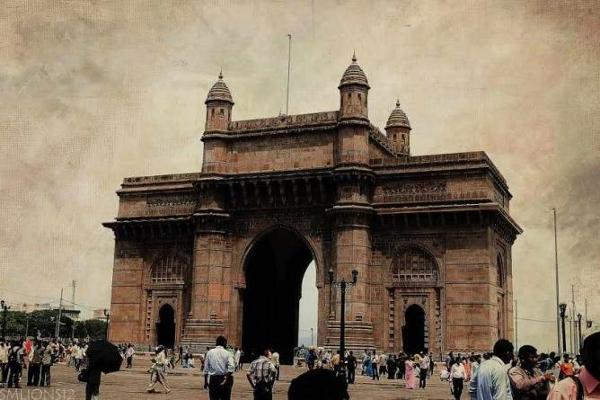 The Gateway of India   © Rishi Bandopadhay/Flickr