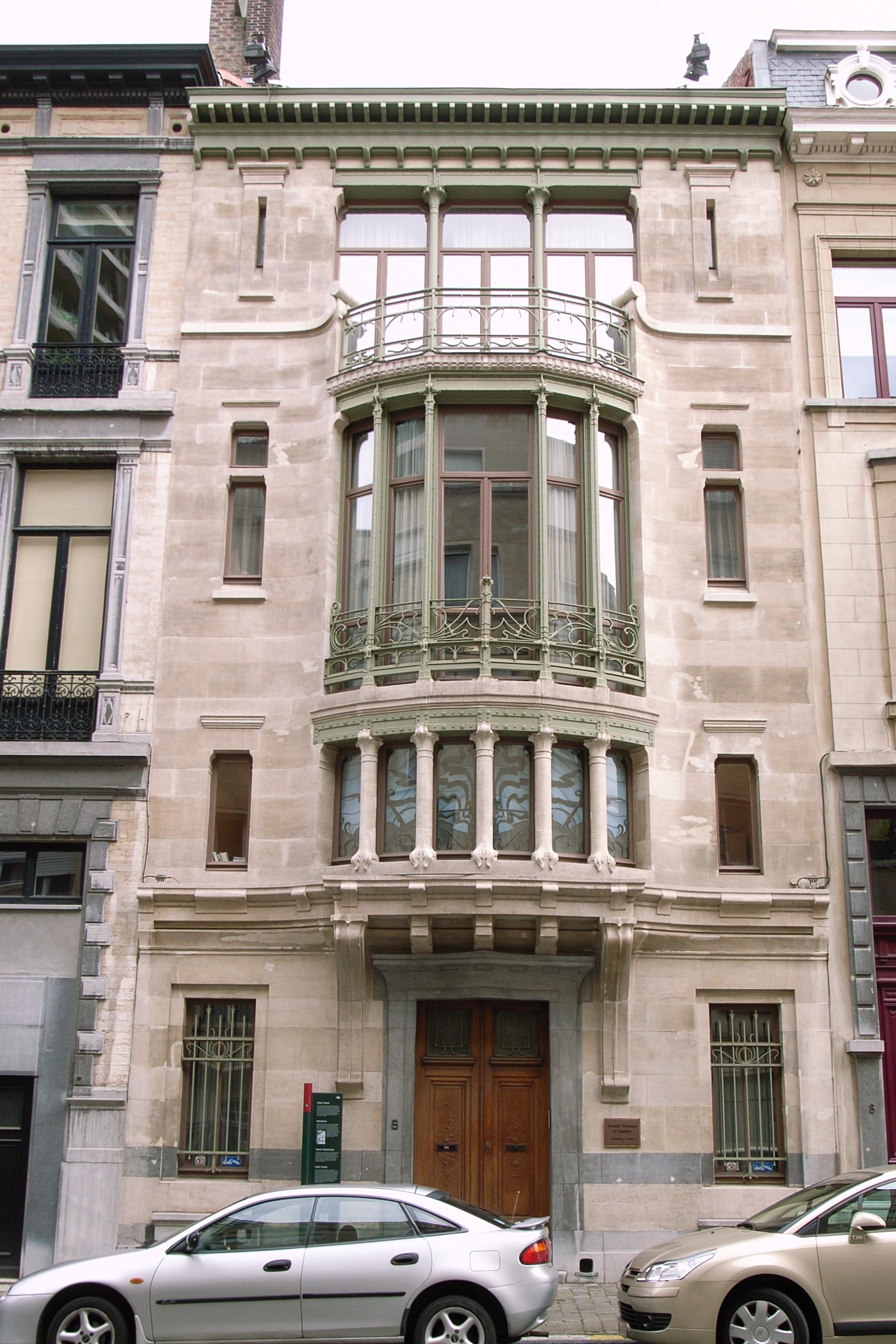 Childcare Floor Plans Victor Horta Belgium S Greatest Art Nouveau Architect
